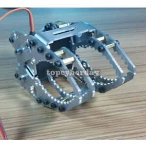 Cl 6 Robotic Clamp Claw Gripper Robot Mechanical Claw With Servo Mg996r For Diy