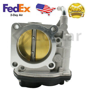 Fuel Injection Throttle Body Fits Nissan Altima Rogue Sentra 2 5l L4