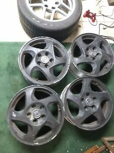 Oem Honda Prelude Accord Civic Wheel Rim 16 96 97 1998 99 2000 2001 Factory Jdm
