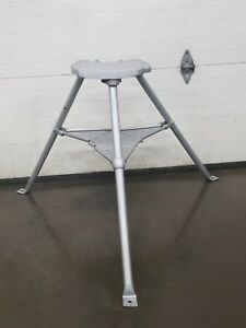 Ridgid 1206 Tristand Stand For 300 Pipe Threader Threading