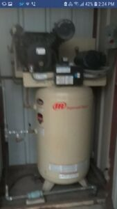 Ingersoll Rand Air Compressor 80gal