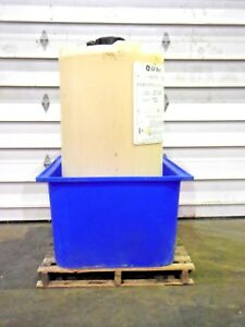 Rx 4104 Ge Betz Continuum At203 120 Gal Poly Tank W Spill Container