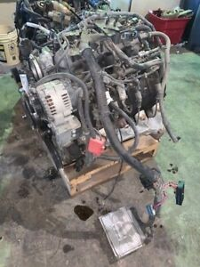 4 8 Liter Engine Motor Lr4 Gm Gmc Chevy Complete Drop Out Ls Swap