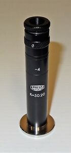 Olympus Bx Microscope Lamp And Stage Collimator