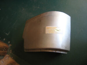1948 1949 1950 1951 F1 Ford Pickup Truck Lower Rear Cab Corner Right 86r Ems
