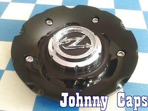 Zinik Wheels 64 Black Center Cap Ms cap z200 Custom Center Cap qty 1