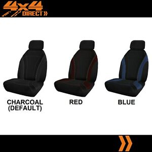 Single Metallic Polyester Seat Cover For Pontiac Fiero