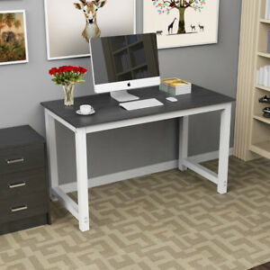 47 Modern Computer Work Desk Laptop Desktop Study Table Home Office Furniture