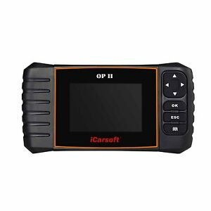 Icarsoft Op Ii Obd2 Obd Ii Diagnostic Scanner Tool For Opel Abs Srs Code Reader