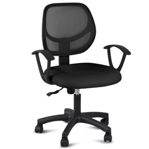 Swivel Mesh Back Seat Ergonomic Computer Gaming Executive Desk Task Office Chair