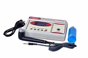 Electrotherapy Ultrasound Therapy Unit 1 Mhz Pain Relief Physiotherapy Trf10