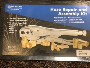 New Western Ck 26 Welding Torch Hose Repair And Assembly Kit Free Shipping Usa