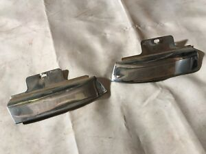 1961 Ford Galaxie 4 D 2 Short Pieces Of Stainless