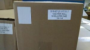 Hobart Quantum 3 Blank Scale Labels Free Shipping Best Price 1911bal