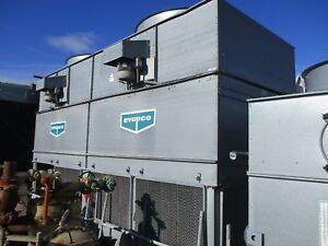 Evapco At Cooling Tower At29 521 481 Ton Used