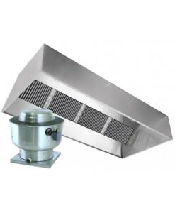 Commercial Hood And Vent System