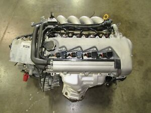Jdm Toyota 2zz Engine And 6 Speed Transmission 2000 2005 Celica Gts 2zz ge
