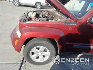 Red Driver Left Fender 000 Fits 2008 2009 2010 2011 2012 Jeep Liberty Oem