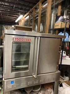 Blodgett Commercial Gas Convection Oven