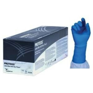 Ind Protexis Latex Blue With Neu thera Surgical Gloves Size 7 Box Of 1