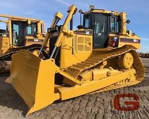 2006 Caterpillar D6r Xw Iii Bull Dozer Cat D6 Dozer For Sale Financing And Ship