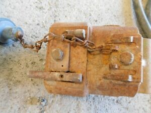 John Deere 20 Series Tractor Hydraulic Remote Part r34396r Tag 158