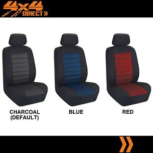 Single Premium Jacquard Padded Seat Cover For Pontiac Fiero