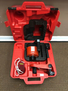 Hilti Pr15 Self Leveling Laser Level W Case