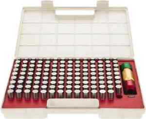 Spi 125 Piece 16 5 18 98mm Diameter Plug And Pin Gage Set Minus 0 005mm Tole