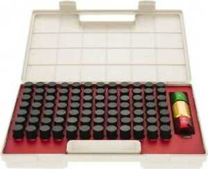 Spi 84 Piece 0 833 0 916 Inch Diameter Plug And Pin Gage Set Minus 0 0002 In