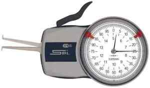 Spi 5 To 15 Mm Inside Dial Caliper Gage 0 005 Mm Graduation 0 015 Mm Accura