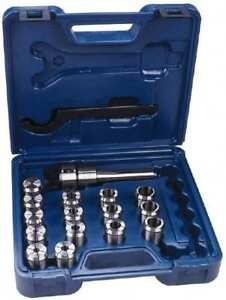 Value Collection 3mt Taper Shank Full Grip Collet Chuck Set