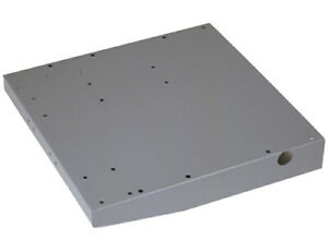 Handy 1000lb Motorcycle Bike Lift Table Front Extension Panel