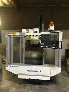 Kitamura My Center 1 Vertical Machining Center