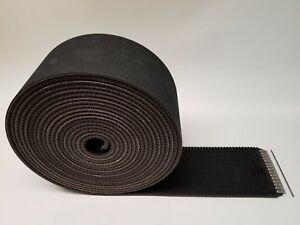 John Deere 550m Silage Round Baler Belts Set 3 Ply Diamond Top W alligator