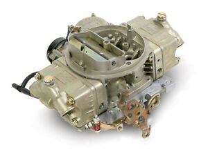 Holley 0 80531 850cfm Vacuum Secondary Factory Refurbished 4bbl Carburetor