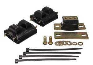Energy Suspension 3 1130g Motor And Trans Mount Kit Small Block Chevy 1973 90