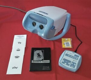 Sperian Titmus V4 Vision Tester With Peripheral And Remote Control