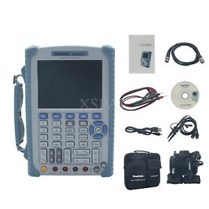 Oscilloscope Spectrum Analyzer Frequency Counter Generator Multimeter Dso8060