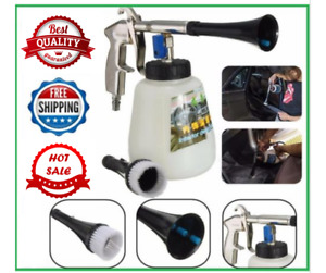 Magical Pressurized Car Cleaner Wash Equipment Cleaning Gun And Brush
