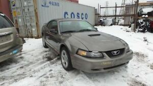 Steering Gear rack Power Rack And Pinion 6 Cylinder Fits 99 04 Mustang 357798