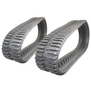 Pair Of Prowler Bobcat T630 At Tread Rubber Tracks 400x86x52 16