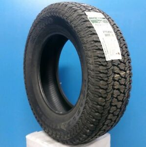 One 1 Kumho Roadadventure Ats1 Tire 235 70r16 104t 13 32nds Dot2316