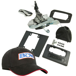 B M 81002 1987 1993 Mustang Console Hammer Shifter W Free B M Hat Offer 185