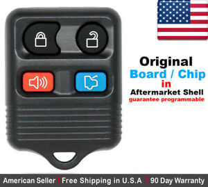 1x New Oem Keyless Entry Remote Control Key Fob For Ford Lincoln Mercury