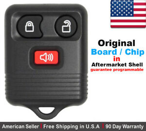 1x Oem Keyless Entry Remote Control Key Fob For Ford 2l3t 15k601 Ab