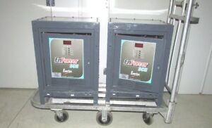 Enersys Automatic Battery Charger Enforcer 24 Volt 380 Ah 1 Phase