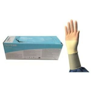 Ind Protexis Pi Micro Polyisoprene Surgical Gloves size 7 Box Of 1