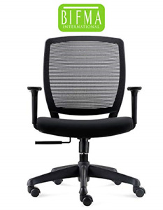Chairlin Office Chairs Home Office Task Chair Ergonomic Computer Desk Chair