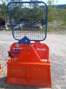 New Balfor Bf30e Tractor Logging Forestry Winch 3 Ton